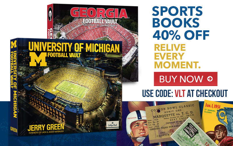 Sports Books 40% off with code VLT