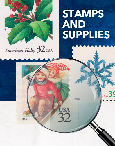 Stamp Collecting Supplies